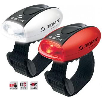Комплект фонарей Sigma Micro